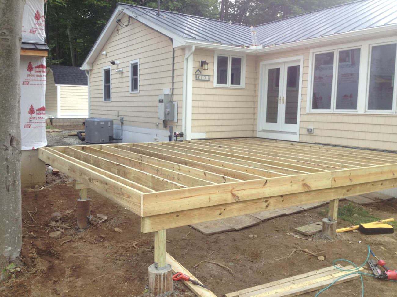 Deck Builder Colchester CT